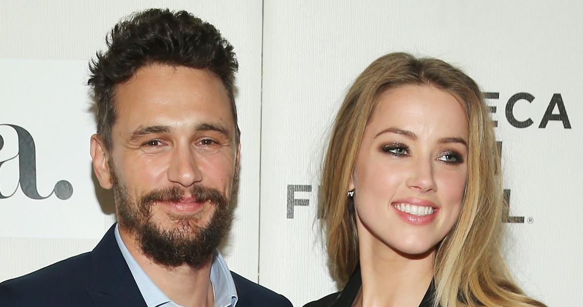 Amber Heard Called James Franco a 'Rapist,' According to Johnny Depp
