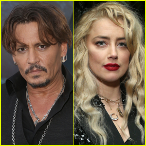 Johnny Depp Releases Photos of
