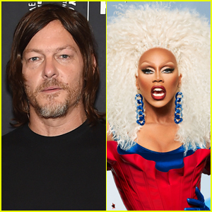 Norman Reedus Wants to Hang Out With RuPaul!