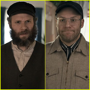 Seth Rogen Plays Dual Roles in 'An American Pickle' Trailer - Watch Now!