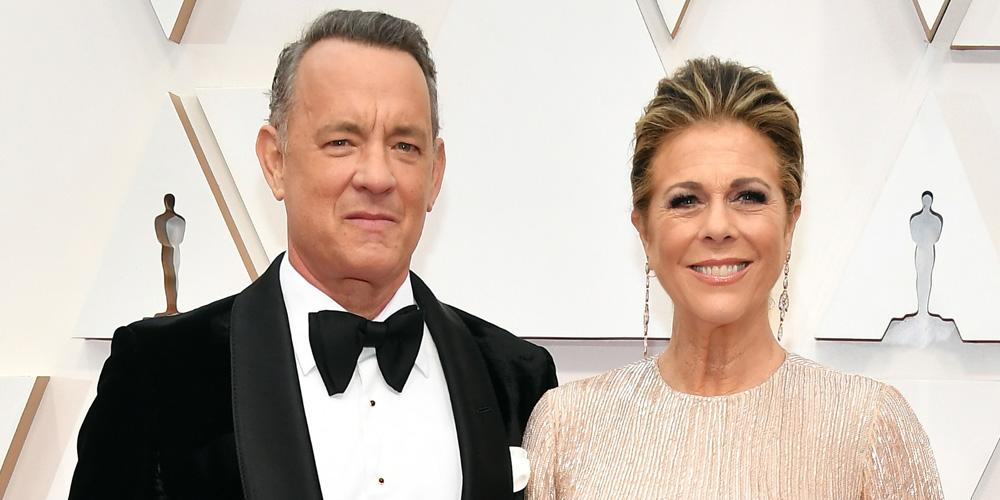 Tom Hanks & Rita Wilson Receive Greek Passports After ...