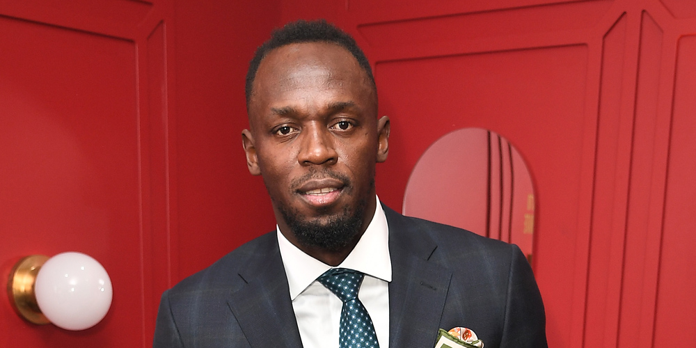 Usain Bolt & Kasi B Gave Their Daughter The Most Perfect Name