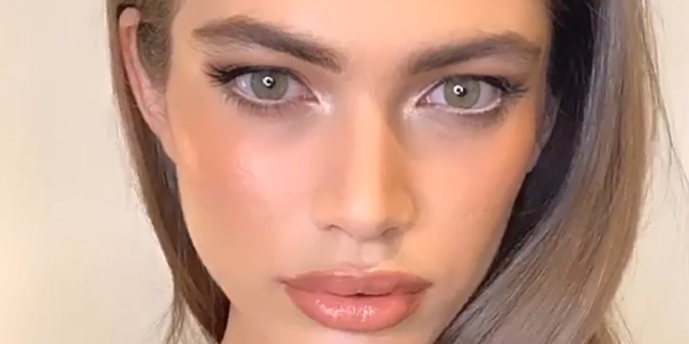 Valentina Sampaio Is The First Transgender Model In Sports Illustrated Swimsuit Bikini Sports Illustrated Valentina Sampaio Just Jared