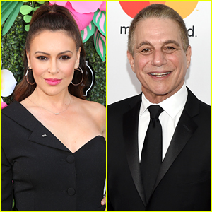 Alyssa Milano & Tony Danza To Reunite with 'Who's The Boss?' Reboot Series