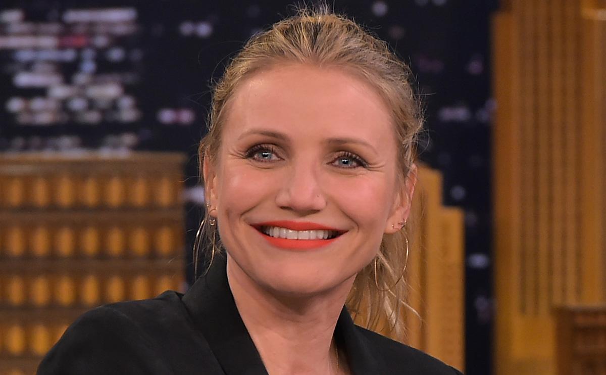 Cameron Diaz Reveals the Reason Why She Really Quit Acting ...Cameron Diaz