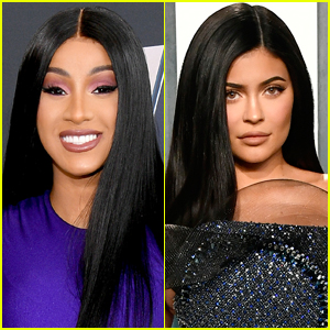 Cardi B Sends Birthday Love to Kylie Jenner Following 'WAP' Video Backlash