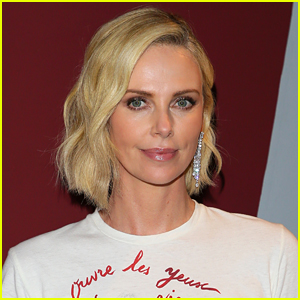 Charlize Theron Shares Rare Photo of Daughters During Virtual Birthday Party