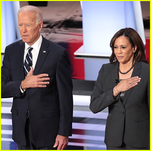 Joe Biden Announces Kamala