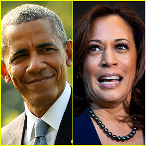 Former President Barack Obama Reacts to Kamala Harris VP Pick
