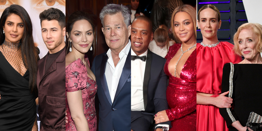 These 39 Celebrity Couples All Have Big Age Differences