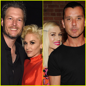 Gwen Stefani Photoshops Gavin Rossdale Out of Photo & Replaces Him with Blake Shelton
