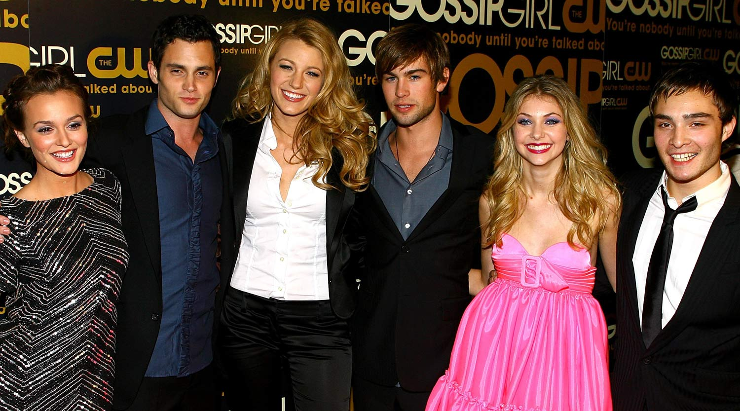 'Gossip Girl' Turns 13 – Look Back at the Cast at the 2007 Premiere Event!