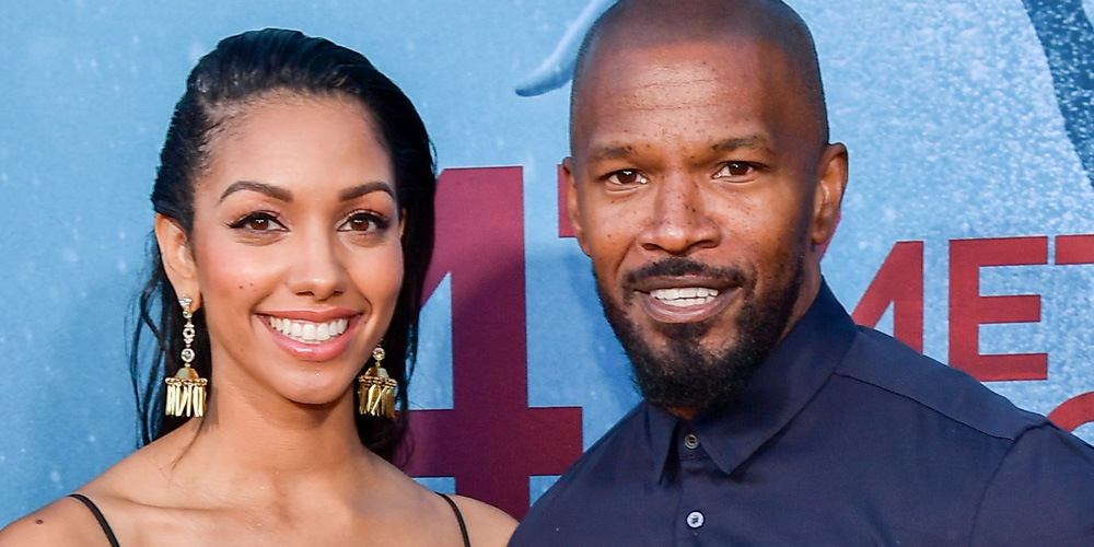 Jamie Foxx Celebrates Daughter Corinne's Emmy Win With a Toast!