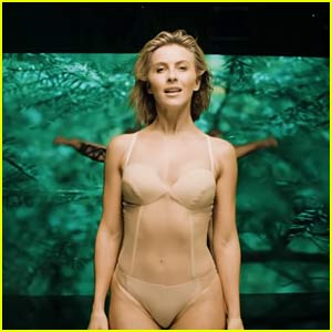 Julianne Hough Drops 'Transform' Music Video, Directed by Brother Derek Hough, One Year After Making It!