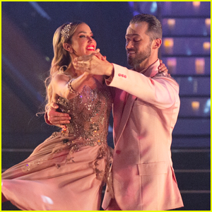 Kaitlyn Bristowe Dances Through Ankle Injury on 'Dancing with the Stars' - Watch!