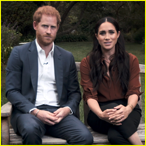 Meghan Markle & Prince Harry Make A United Front While Urging Citizens To Vote in 'TIME 100' Special
