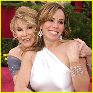 Melissa Rivers Pays Tribute To Mom Joan On Anniversary of Her Death