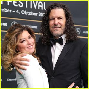 Shania Twain Makes Rare Public Appearance with Husband Frédéric Thiébaud in Zurich!
