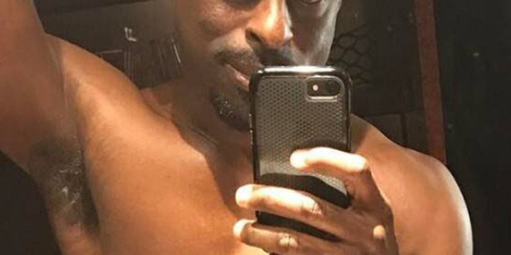 Sterling K. Brown Posts a Hot Shirtless Selfie for an Important Reason