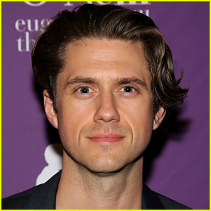 Actor Aaron Tveit Is the Only Actor Nominated in His Tony Award Category