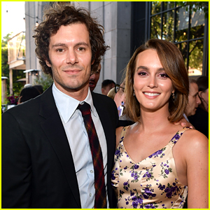 Adam Brody & Leighton Meester Are Calling Their Newborn Son This Right Now