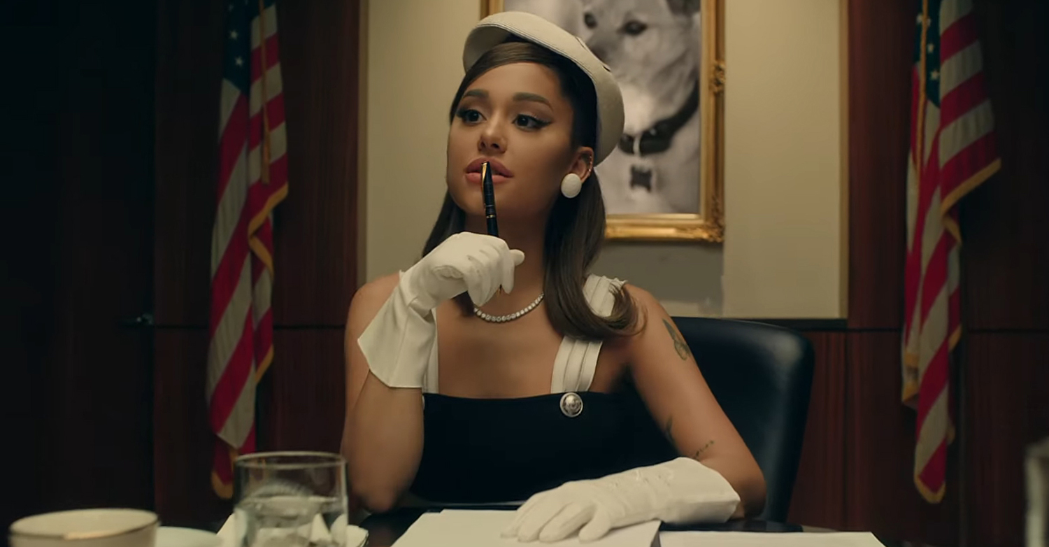 Ariana Grande Is the President in Her 'Positions' Music Video – Watch Now!