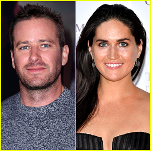 Armie Hammer Was Spotted On a Date Last Month... And Now There's a Big Update