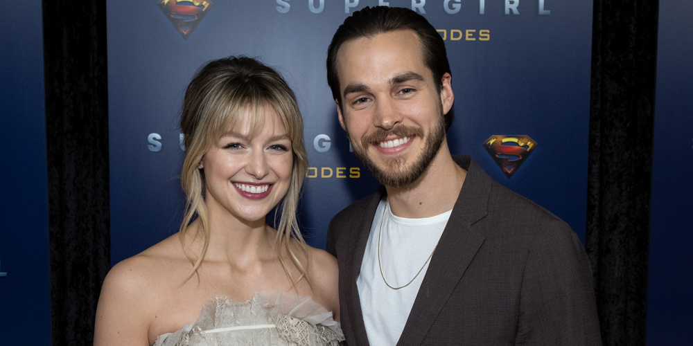 Melissa Benoist Gushes Over Being A New Mom to Baby Huxley: 'He's Such a Sweetheart'