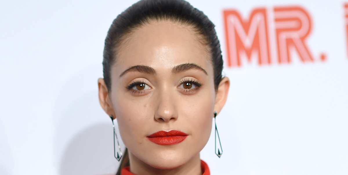 Emmy Rossum Has the Perfect Response to Troll Claiming She