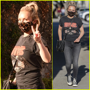 Hayden Panettiere Makes Rare Appearance for Dermatologist Appointment in L.A.