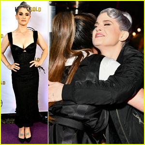 Kelly Osbourne Shows Off 85 Pound Weight Loss at Her Birthday Party!