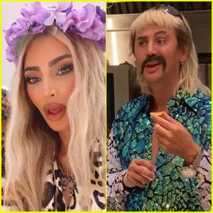 You've Gotta See Kim Kardashian's Halloween Costume!