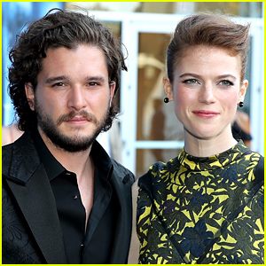 Rose Leslie Publicly Comments on Her Pregnancy News with Kit Harington!