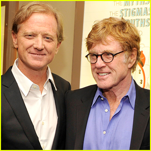 Robert Redford Releases Statement After Death of Son James Redford