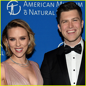 Scarlett Johansson & Colin Jost Are Married & You Can Help Fulfill Their Wedding Wish!