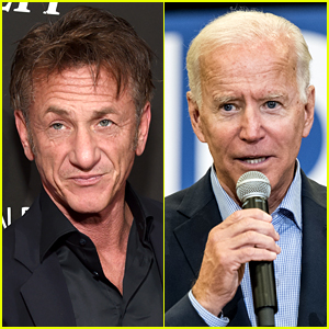 Sean Penn Says He Was 'Ambivalent' About Biden, But Something Just Changed His Mind