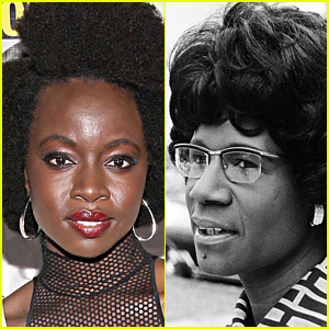 Danai Gurira to Play Shirley Chisholm in Movie About Her Run for President in 1972