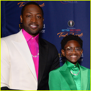 Dwyane Wade Thanks This Celeb for Defending His Daughter Against Transphobic Comments