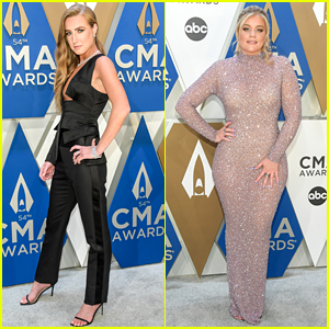 Ingrid Andress, Lauren Alaina, & More Glam Up for CMA Awards 2020