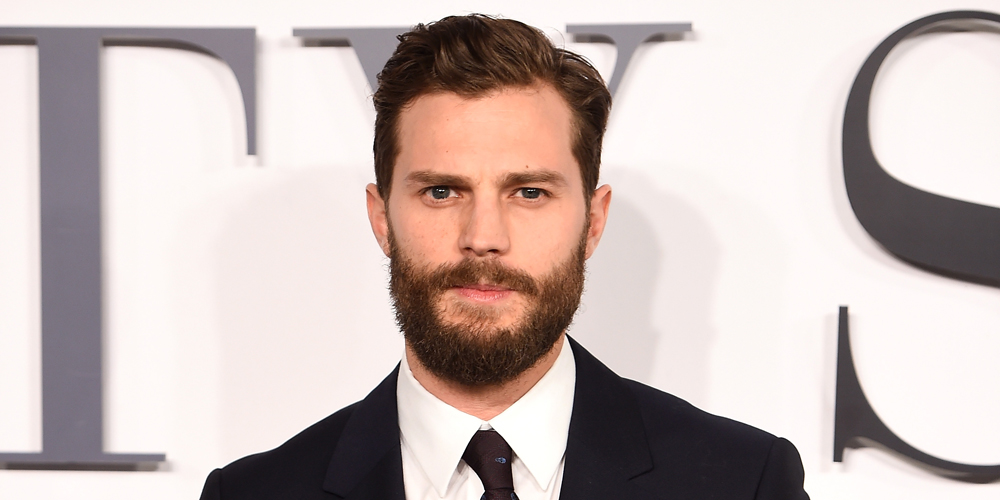 Jamie Dornan Says Making Small Talk at Hollywood Parties Is 'Kind of Exhausting'