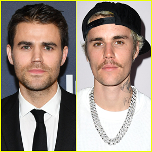 Paul Wesley Jokes He's Justin Bieber's Dad, Another Celeb Chimes In That She's His Mom!