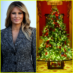 Melania Trump Is Decorating the White House for Christmas After Previously Criticizing the Tradition
