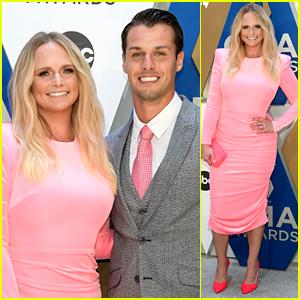 Miranda Lambert & Her Hunky Husband Attend the CMA Awards 2020