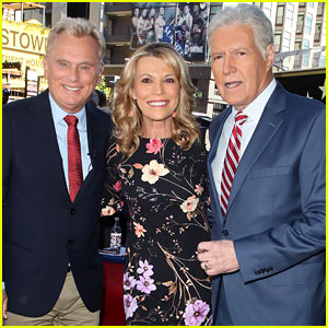 Wheel of Fortune's Pat Sajak & Vanna White Remember Alex Trebek With Touching Tributes