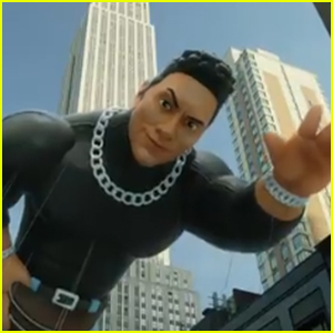 Dwayne 'The Rock' Johnson Gets an Epic Thanksgiving Day Parade Balloon!
