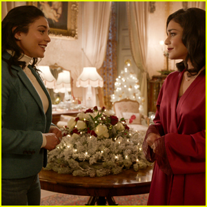 Vanessa Hudgens Says This Will Not Happen in 'Princess Switch 3': 'I'd 100% Lose My Mind'