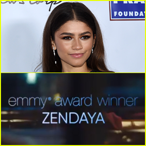 Zendaya Is Trending & It's Because of This Amazing Moment in the 'Euphoria' Trailer!