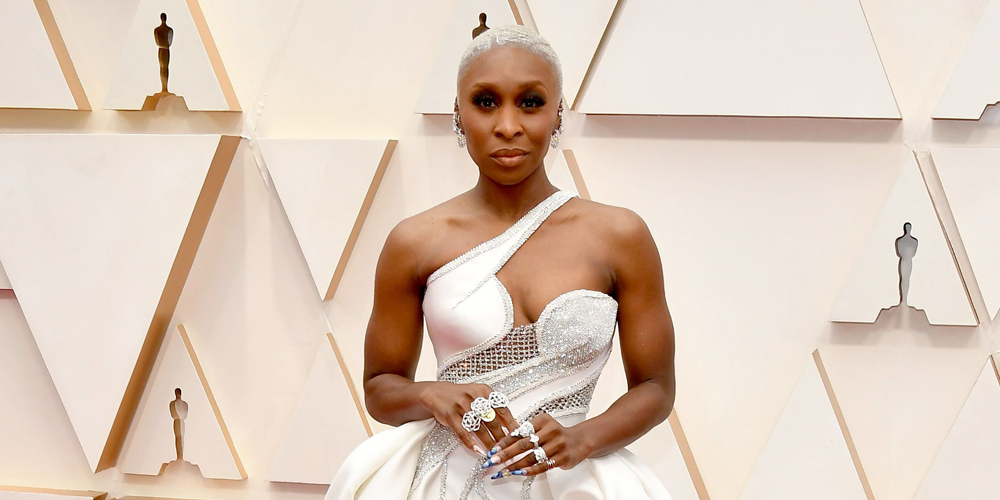 Cynthia Erivo Is Going to Star in a Movie About Princess