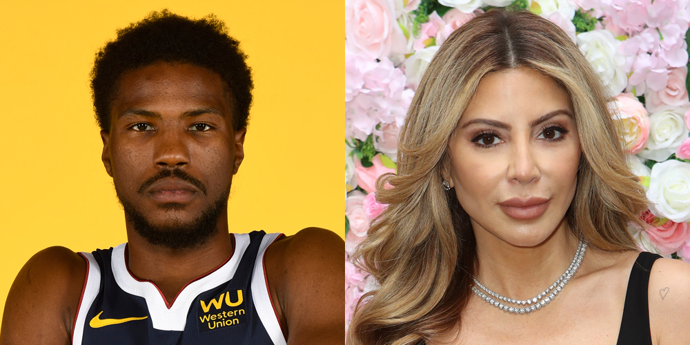 Malik Beasley Left This Comment on Larsa Pippen's Instagram 1 Week Bef... image