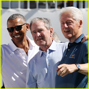 Former Presidents Obama, Bush, & Clinton Volunteer to Take COVID-19 Vaccine on Camera